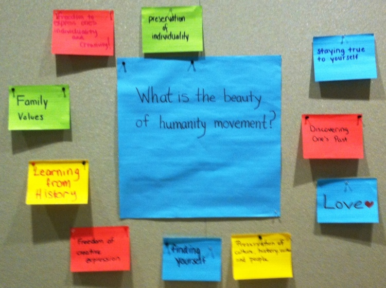 What is the Beauty of Humanity Movement? By Board Member Justine Karmozyn
