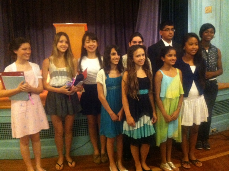 RI Letters About Literature 2013 Winners & Honorable Mentions