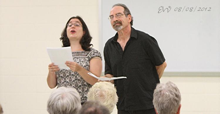 Living Literature Speakers