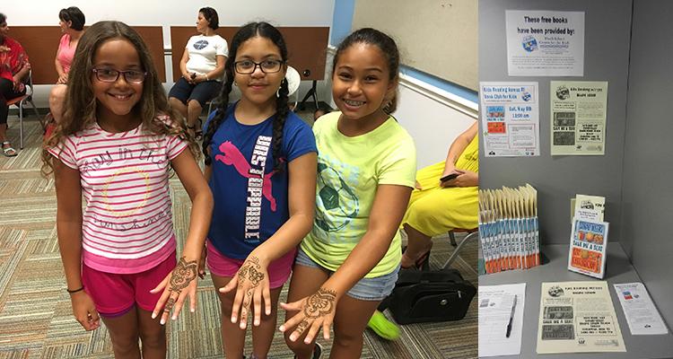 Kids Reading Across RI Workshops