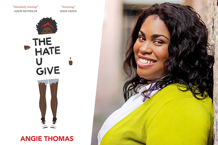 The Hate You Give by Angie Thomas